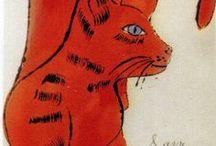 cat brown 茶色 / les chats tabbies, tigrés et bruns ou l'abyssin