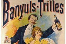 Affiches vins wines vintage ads / Souvenirs de vieilles affiches sur le thème du vin. Oldies, vintage around wine ads.