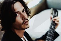 Johnny Depp / My favorite man on the planet. / by Donya Kiana