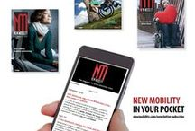 About the Magazine / Information on subscribing to New Mobility / by New Mobility