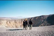 AW15 Photoshoot / Winter Desert