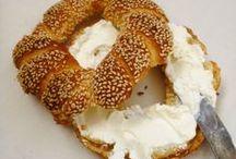 Bread, buns, savory pies & tarts