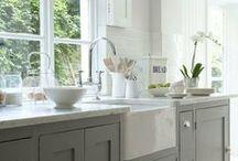Kitchens / Cucine, kitchens, idee, colori