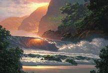 Красивые фото ㋛ / Самые красивые фотографии / Nature / Природа / Пейзажи