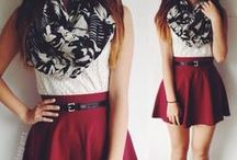 Fall OOTD Inspiration / Inspiration for everyday outfits in fall 2014! / by Chelsea M. | Fashion Blog | Food Blog