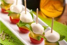 Adorable Appetizers! / by Chelsea M. | Fashion Blog | Food Blog