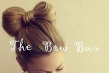 Hair Inspiration / From casual to party styles, this is where I go for hair style inspo! / by Chelsea M. | Fashion Blog | Food Blog