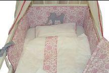 """PWV-Kollektion """"Princesse Jaipur"""" / indisch florale Kollektion mit Elefanten für kleine Prinzessinnen - Grundton pink"""