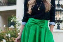 St Patrick's Day Food & Fashion / by Chelsea M. | Fashion Blog | Food Blog