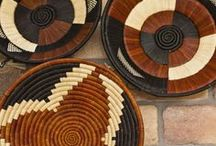 Artisan Made Home Decor / Fair Trade home decor providing a living wage for our artisan partners around the world.