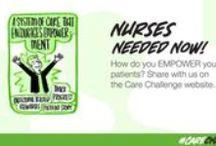 The 2016 #CareChallenge has started! / Can you help with this? #CareChallenge #patient #empowerment, #nurses, #patients #CareChallenge