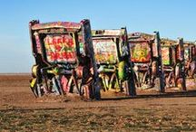Roadside Oddities And Fun Stuff / Off color or out-of-the-ordinary sights