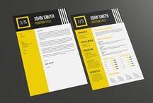 Resume, Cover Letter, Portfolio