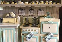 Ançoisè Vintage Kitchen