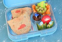 Kids Lunch Box Ideas / Food, recipes and creative ideas for making fun and healthy bento style school packed lunches for kids