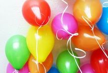 Children's Parties / Ideas and inspiration for extra special parties