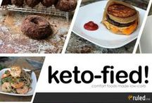 Best of Ruled.me / Recipes, nutrition, fitness and health is part of the ketogenic lifestyle - so come and get your daily dose! Get more inspiration @ www.ruled.me