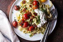 Pasta Recipes / Yummy Warm Comfort Food