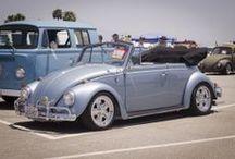 VW / by Allan Brummett
