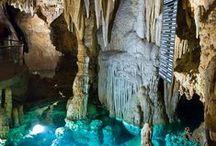 Amazing Caves /  wonderful planet