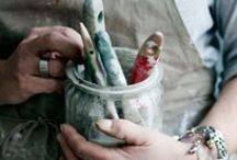 Artists, Designers, Potters, Photographers.... / by Denise Thadathil