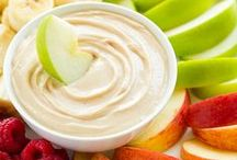 Healthy Snack Ideas / Ideas, inspiration and recipes for healthy snacks for children and adults