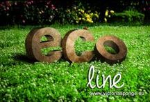 ECO LINE / Floral Foam Products on the wooden and biodegradable paper base....we are ECO friendly!:)