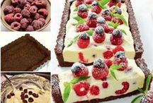 Fruit and desserts