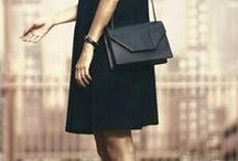How to Wear Black during the Summer / Cute black summer outfits and dresses.