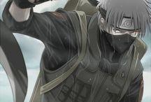 Hatake Kakashi *.* / Kakashi is my favourite character from Naruto. He is my imaginary boyfriend