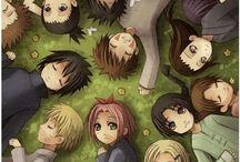 Naruto / My favourite anime forever