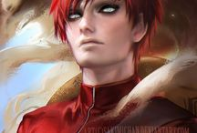 Gaara *.* / I fall in love with him.