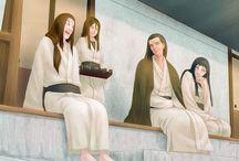 Hyuga Family