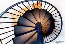 Escaliers en colimaçon réalisations / Découvrez nos réalisations d'escaliers en colimaçon