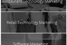 Technology Marketing Experts / Learn about some of the industries we are experts in!