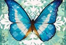 Kelebek Butterflies