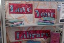Our displays / Newcastle Libraries displays