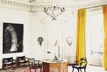 Interiors / by Amy Raiter Dwek