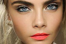 Beauty inspiration  / **hair **makeup **nails