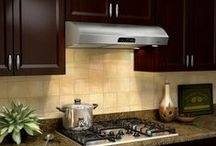 Range Hoods & Recipes / by Broan