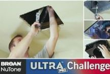 Take the ULTRA Pro Challenge! / May the fastest install win. Do you have what it takes to be an ULTRA Pro? / by Broan