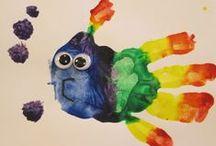 School Craft Ideas/Lessons / by Brandi W
