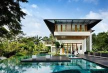 Architecture & Cube  / Architecture & Cube  I love