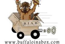 www.Buffaloinabox.com / Anyone from Buffalo is accustomed to unique food items only found in our kitchens and grocery stores, such as Weber's mustard and Loganberry. Anyone that has visited Buffalo remembers our chicken wings, family-owned restaurants on every corner, and—most importantly—Buffalo hospitality. Our mission is to bring a piece of our beloved city and its people to our far away friends and family.