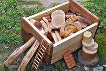 º wooden toys º
