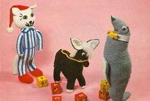 º vintage toys º