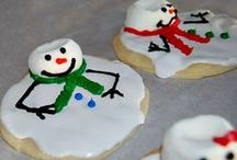 Holiday Crafts for Kids / Ideas for class craft projects