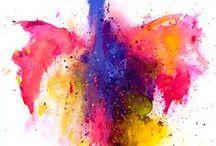 Cynthia's Paintings / Peintures en cours ou finalisées voici les actualités liés à mes tableaux, numériques ou picturales.