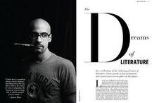 magazine layouts / by Denisa Rosca