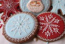 Rezepte Xmas Cookies